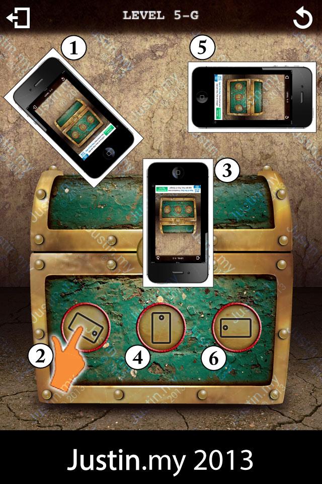 Treasure Box Level 5-G