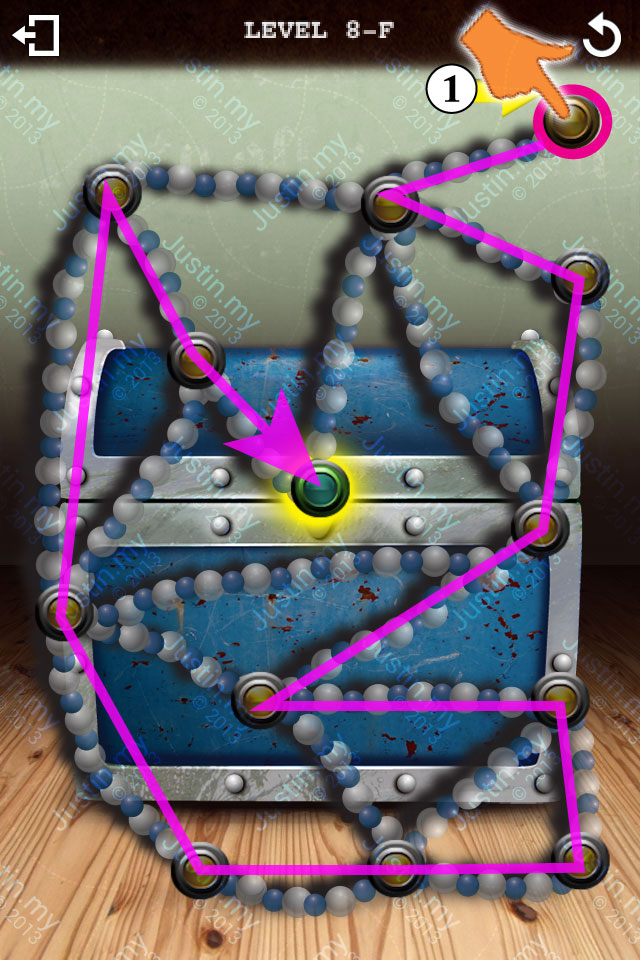 Treasure Box Level 8-F