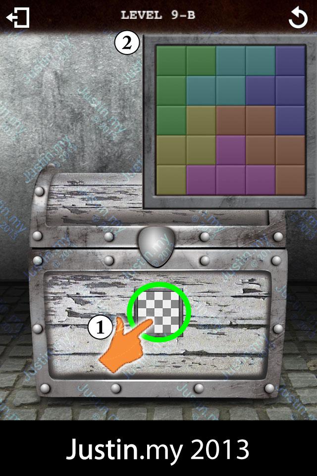 Treasure Box Level 9-B