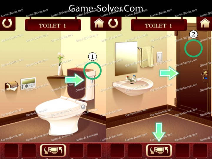 100 Toilets Level 1