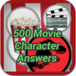 500 Movie Character Answers