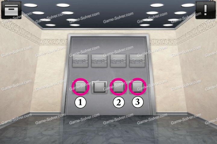 Doors and Rooms 2-1