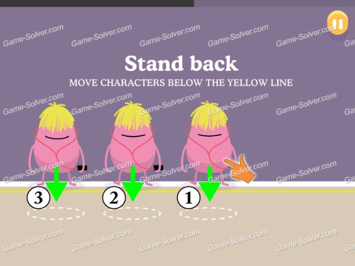 Dumb Ways To Die 1 Stand Back