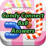 Candy Connect 8×8 Answers