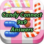 Candy Connect 9×9 Answers
