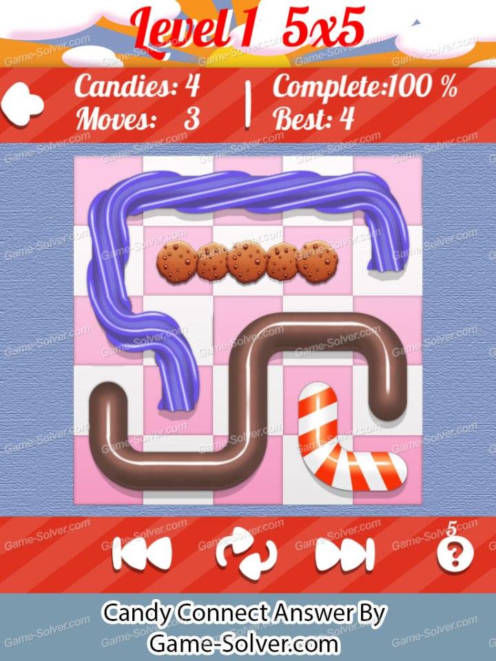 Candy Connect Bonus Pack 5x5 Level 1