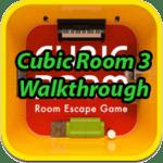 Cubic Room 3 Walkthrough