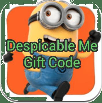 Despicable Me Gift Code