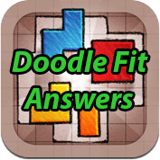 Doodle Fit Answers Logo