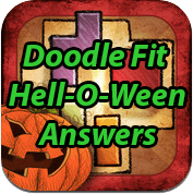 Doodle Fit Hell O Ween Logo