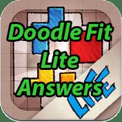 Doodle Fit Lite Answers Logo