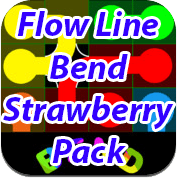 5 Flow Line Strawberry Pack