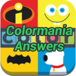 Colormania Answers