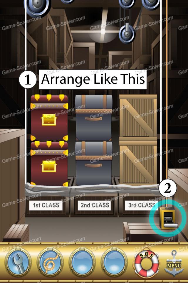 Escape The Titanic Level 10
