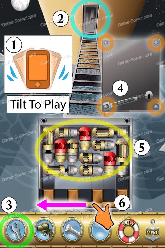 Escape The Titanic Level 30