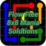 Flow 8×8 Mania Solutions