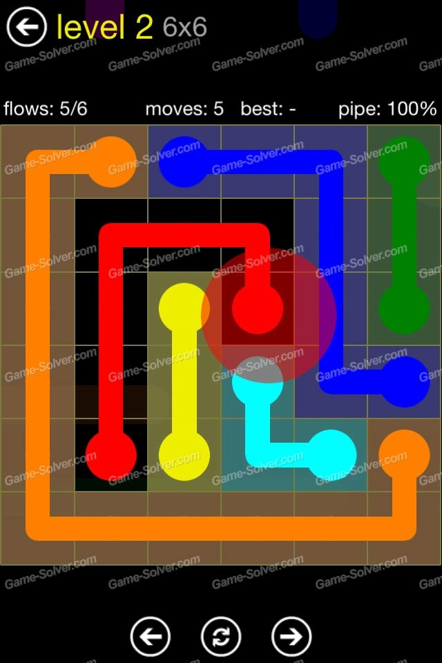 Flow Regular Pack 6x6 Level 2