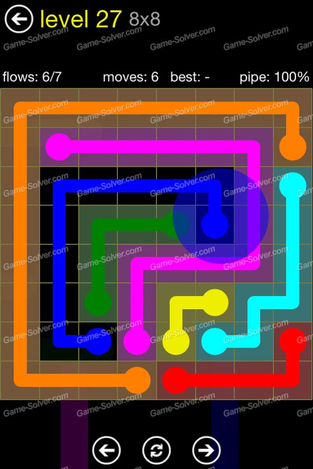 Flow Regular Pack 8x8 Level 27