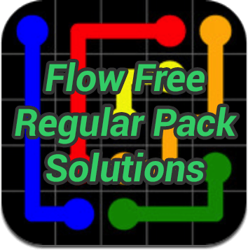 Flow Regular Pack Solutions