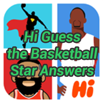 Hi Guess the Basketball Answers