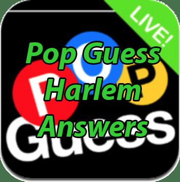 Pop Guess Harlem