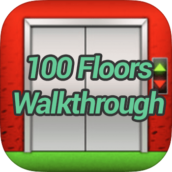 100 Floors Level 81 Game Solver