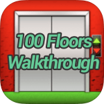 100 Floors Walkthrough