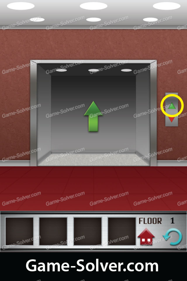 100 Floors Walkthrough Game Solver