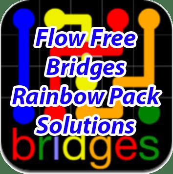 11 Flow Bridges Rainbow Pack