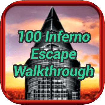 100 Inferno Escape Walkthrough