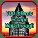 100 Inferno Escape Walkthrough
