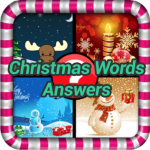 Christmas Words Answers