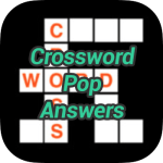 Crossword Pop Answers