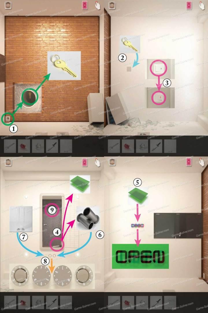 Cubic Room 2 Walkthrough