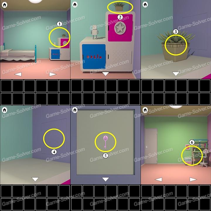 Kids Room Escape Part 1