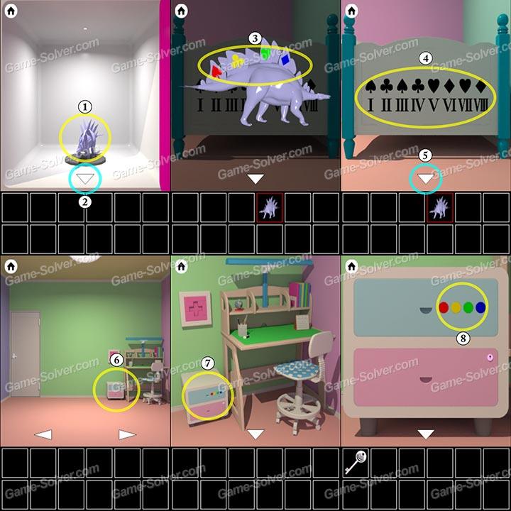 Kids Room Escape Part 3