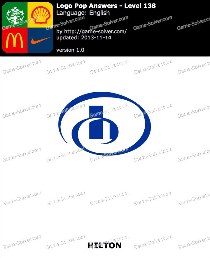 Logo Pop Level 138