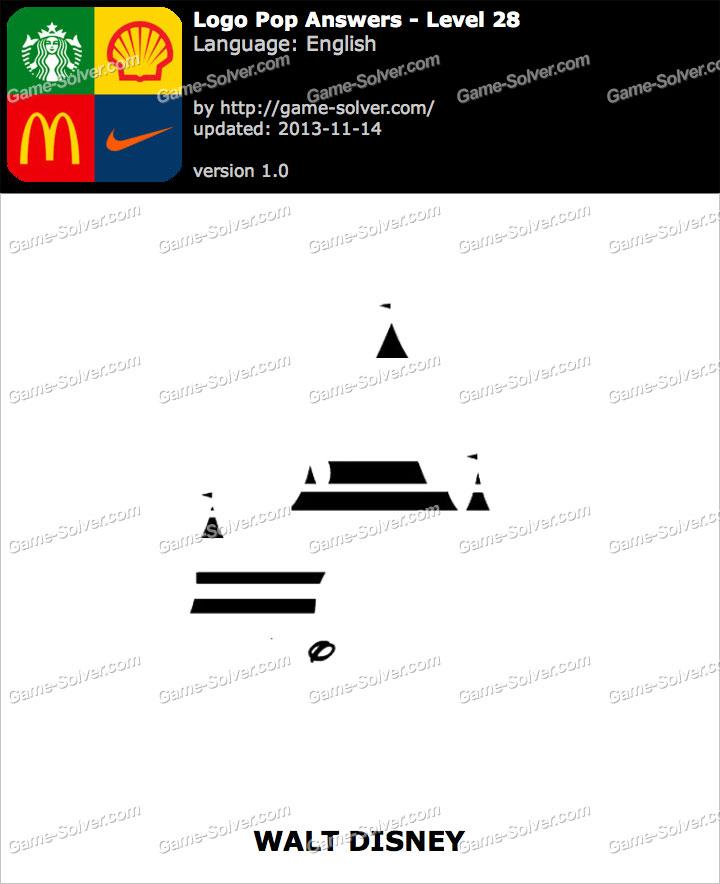 Logo Pop Level 28