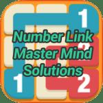 Number Link Master Mind Pack Solutions