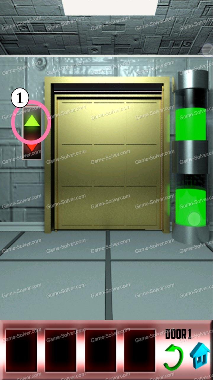 100 Doors Level 1