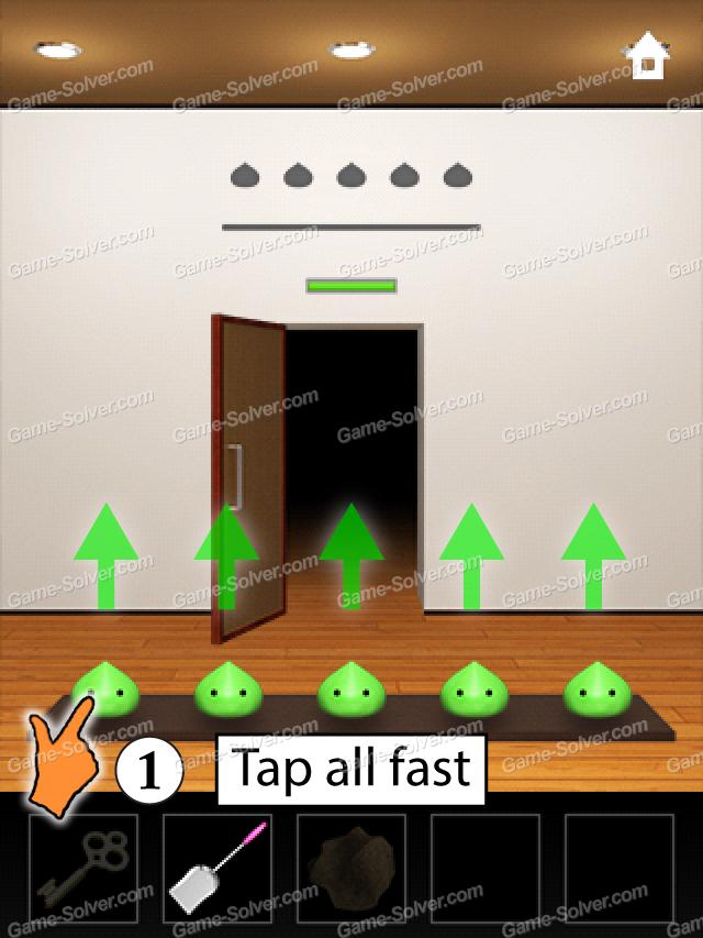Dooors 3 Level 8 Game Solver