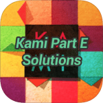 Kami Part E Solutions