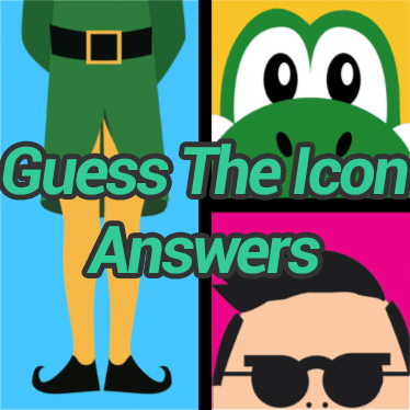 Guess The Icon Answers