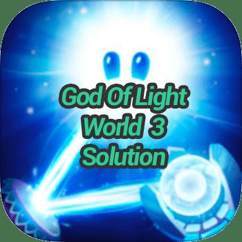 God Of Light World 3 Solution