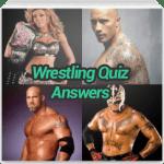 Wrestling Quiz Answers