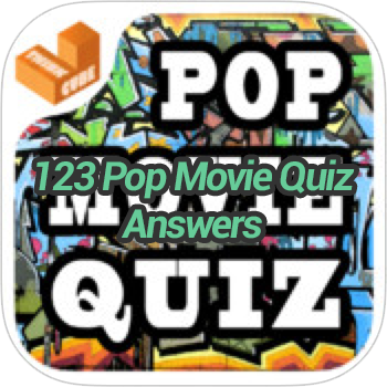 123 Pop Movie Quiz Answers