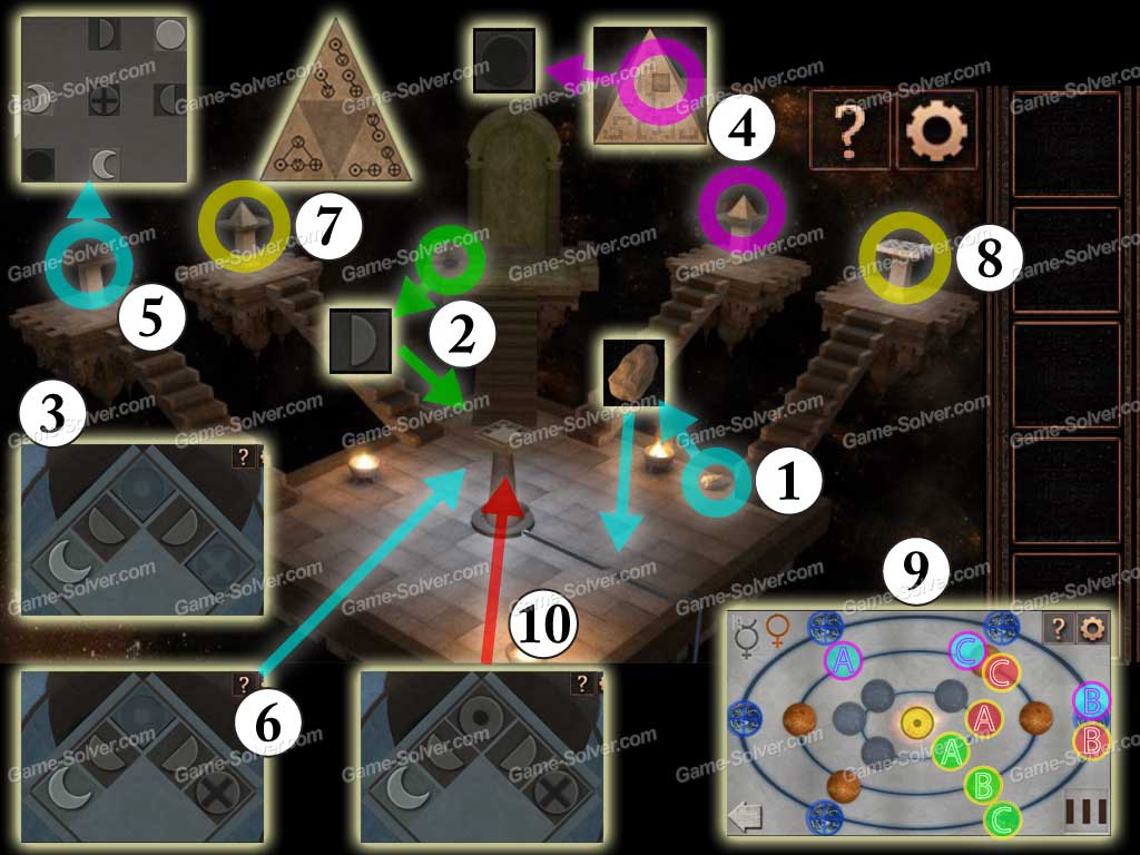 Can You Escape Tower Level 14