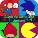Guess The Game Quiz Answers