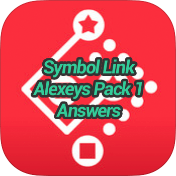 Symbol Link Alexeys Pack 1 Answers
