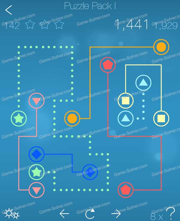 Symbol Link Puzzle Pack 1 Level 142